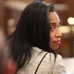 Tracie Hunter on trial