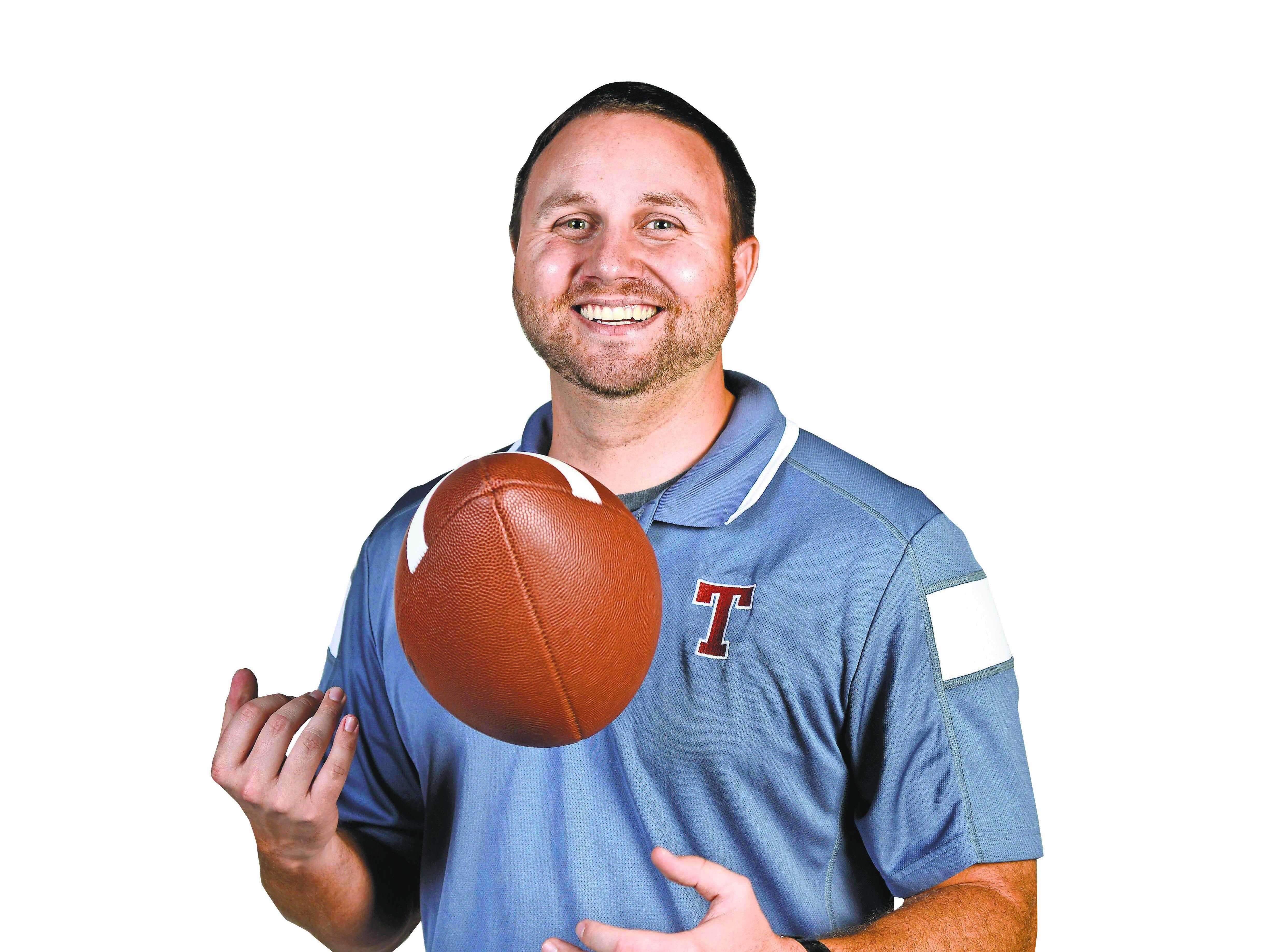 Jay Lindsey, Tate High School coach