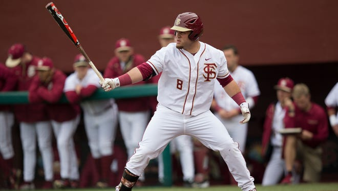 DJ Stewart and the Seminoles head to Florida with Omaha on the line