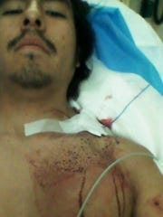 Photo from victim of Mesa shootings March 18.