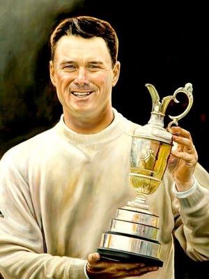 2004 British Open Champion Todd Hamilton