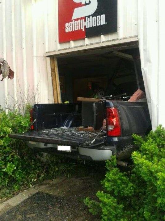 Safety Kleen Crash 5-11-17