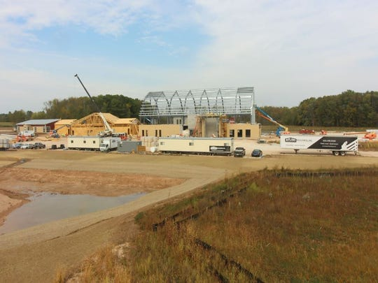 The Farm Wisconsin Discovery Center will be a state-of-the-art agricultural education center located in Manitowoc County. It will provide visitors with the opportunity to connect to the industry by better understanding where their food comes from, and why agriculture is so important to them.