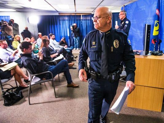 Phoenix Police Chief