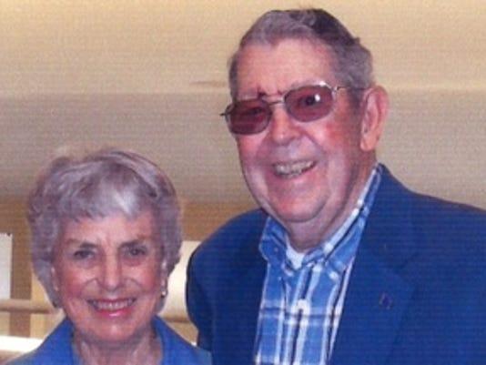 Weddings: Shirlee Johnson & Dick Johnson