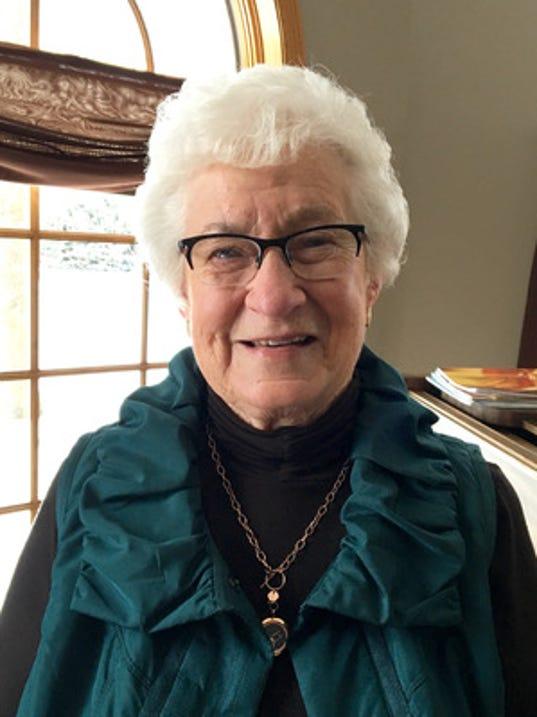 Birthdays: Lois Folkerts