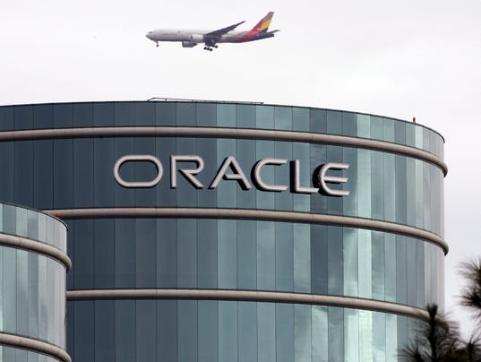 Oracle stock center of alleged insider trading action.