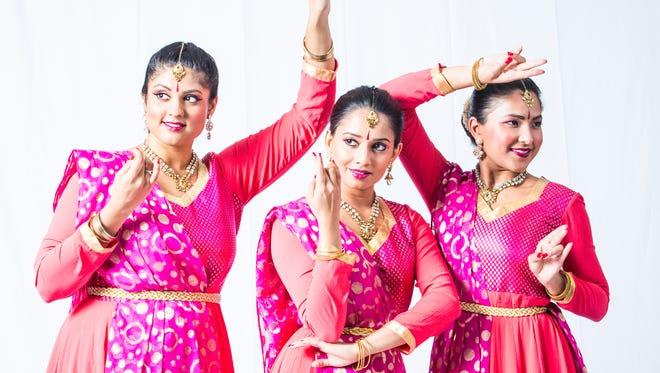 Katthak Rhythms will perform at India Night 2017 on Saturday at LSUS.