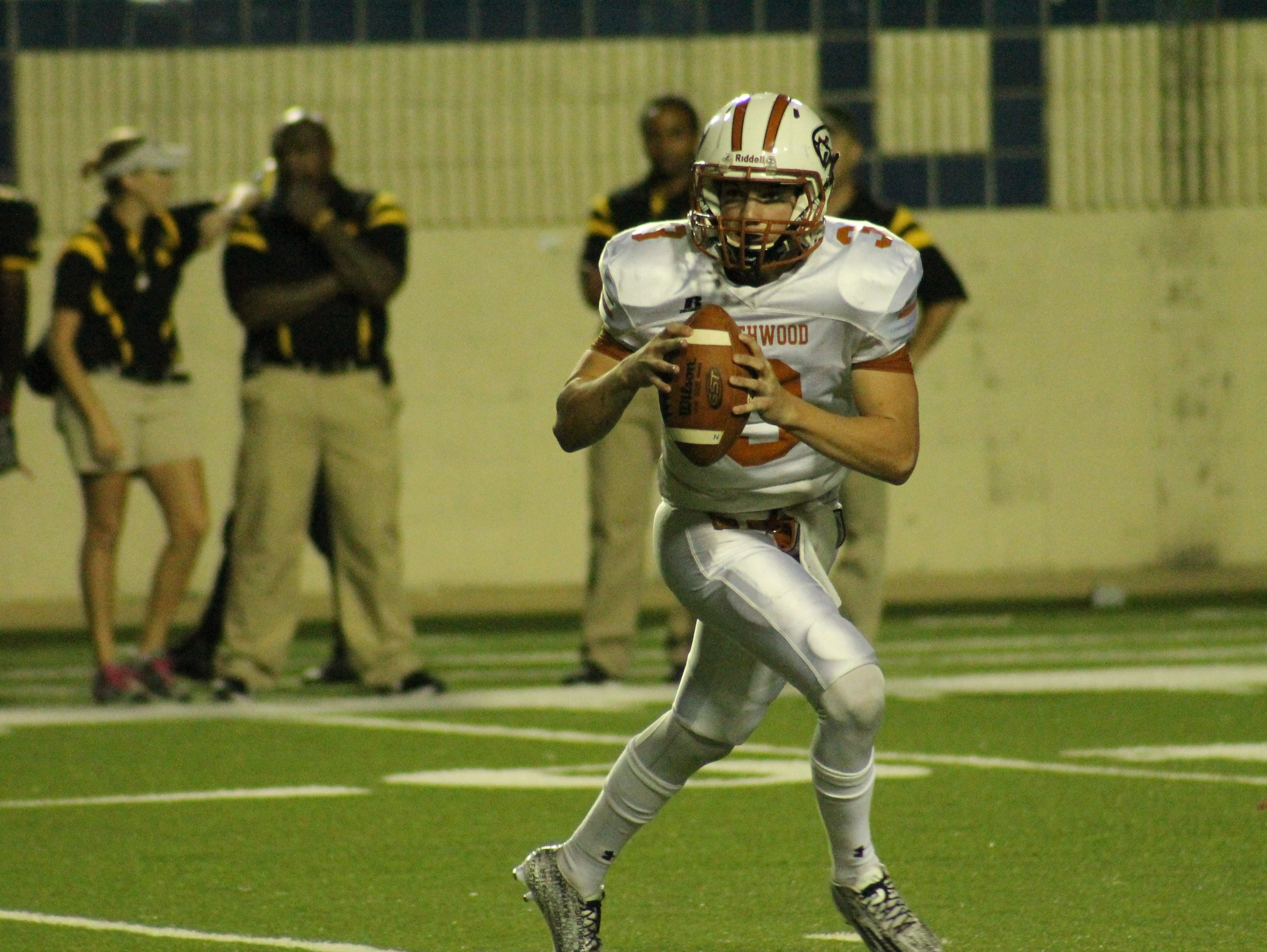 Action from Thursday's Fair Park-Northwood game.