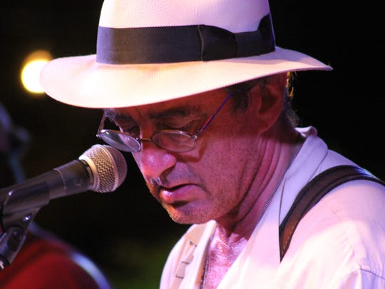 Texas storyteller James McMurtry plays a solo show Tuesday at Signal Kitchen in Burlington.