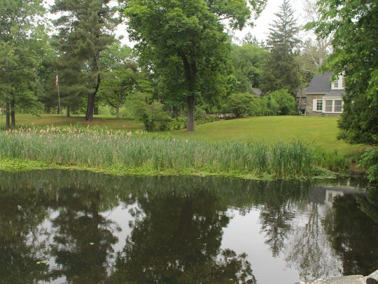 Val-Kill is the home of Eleanor Roosevelt in Hyde Park; she