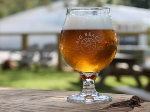 Big Beach Brewing Company is Alabama's southernmost