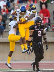 University of Northern Colorado wide receiver Willie