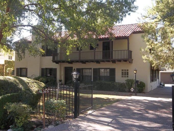 la hacienda architecturally charming neighborhoods arizona