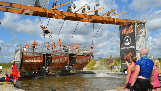 The inaugural Palm Bay Tough Mudder event was held Nov. 7-8.