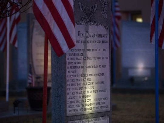 The U.S. Supreme Court has declined to hear a case about whether the Ten Commandments monument in front of Bloomfield City Hall constitutes the city government endorsing a religion.