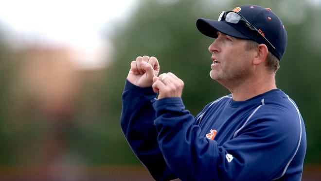 Former Blackman coach Justin Entrekin, who resigned after the 2017 season, is now an assistant at Siegel.