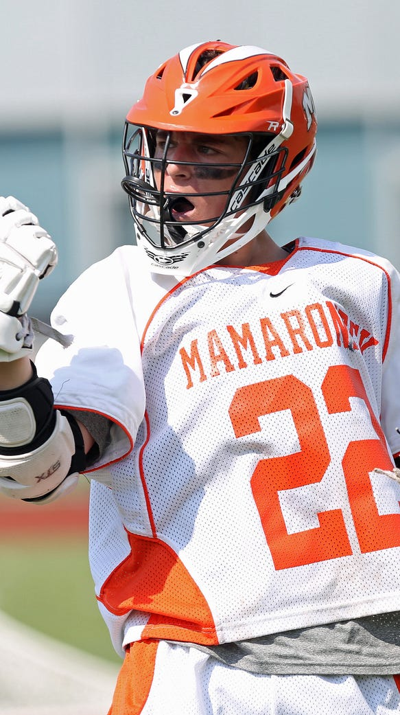 Mamaroneck will need a lot of goals from midfielder