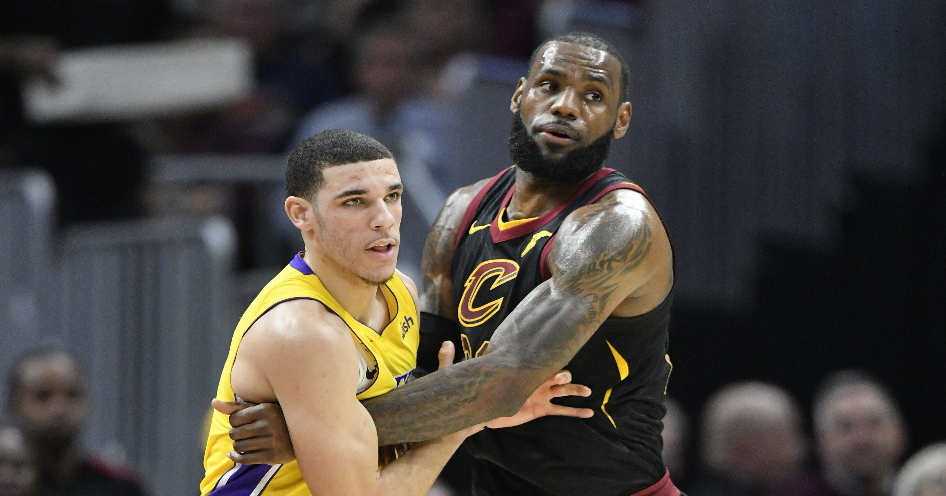 51c8850e2c4 Lakers don t need headache of Lonzo Ball and his fame-hungry father
