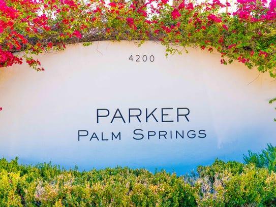 Parker Palm Springs hosts a social influencer brunch