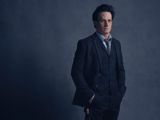 Jamie Parker as a grownup Harry Potter.