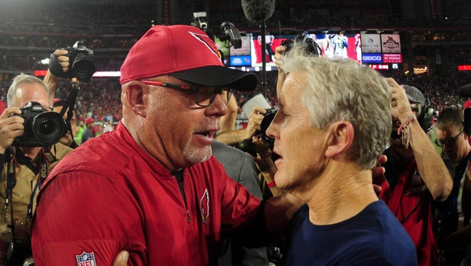 Will Bruce Arians or Pete Carroll prevail on Thursday Night Football?