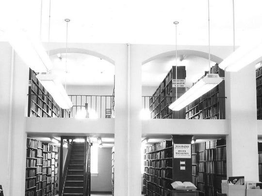 The Wichita Falls Public Library will celebrate its