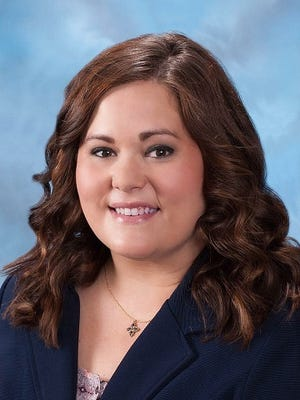 Assistant Tom Green Co. Attorney Tiffany Sheppard.