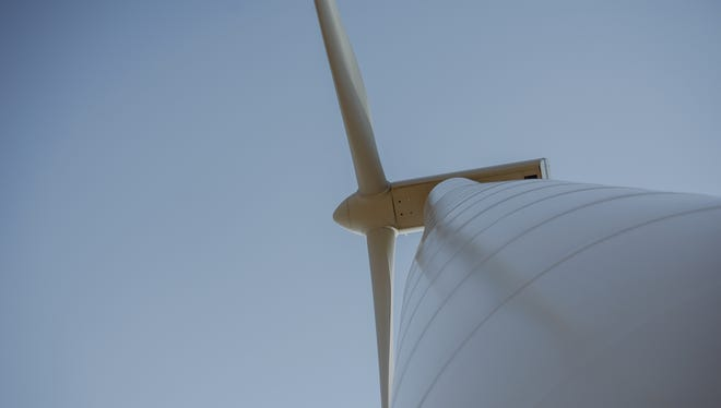 Wind farms in Lincoln County could come down to Sioux Falls voters in the northern part of the county. Those voters could be more likely to approve the turbines.