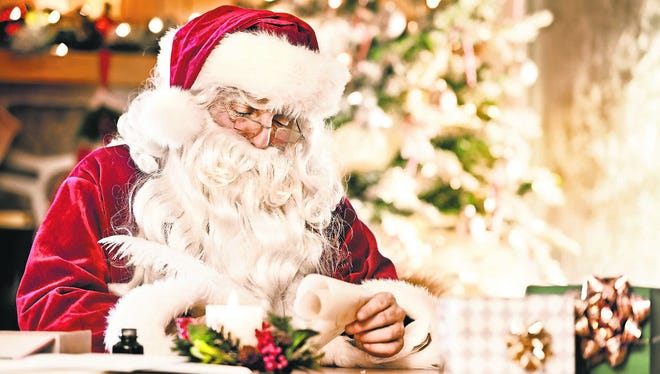 """""""Yes, Viriginia, there is a Santa Claus"""" remains a Christmas classic."""