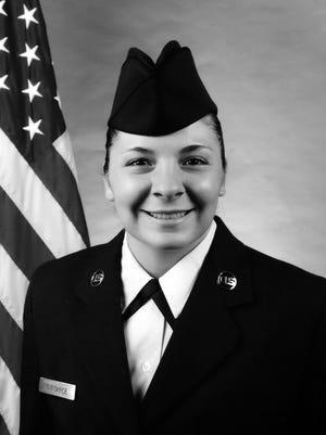 Airman 1st Class Kelly Tomfohrde
