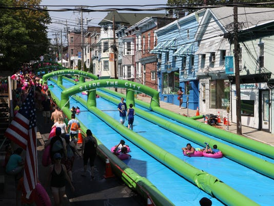 Slide the City Nyack