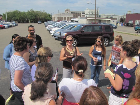 20150803_ELM_Main_Photo_Finn_Academy_Group field trip