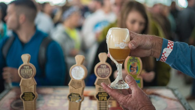 Cocoa Beach Uncorked will be Saturday and Sunday on the beach at Shepard Park.