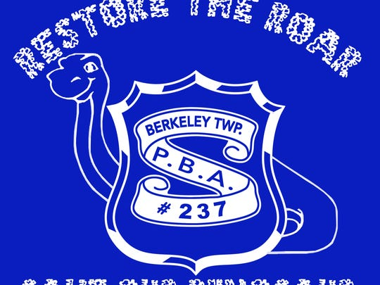 Berkeley PBA #237 is selling t-shirts for $20 to raise