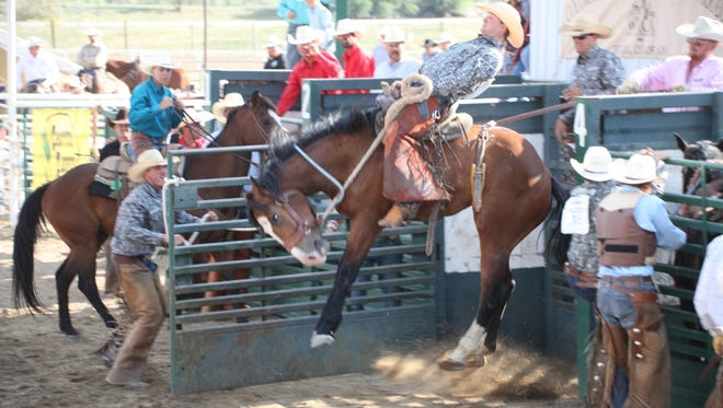 Performances of the first annual Rock'n Western Ranch Rodeo, a WRCA sanctioned event are on Saturday and Sunday at 2 p.m.
