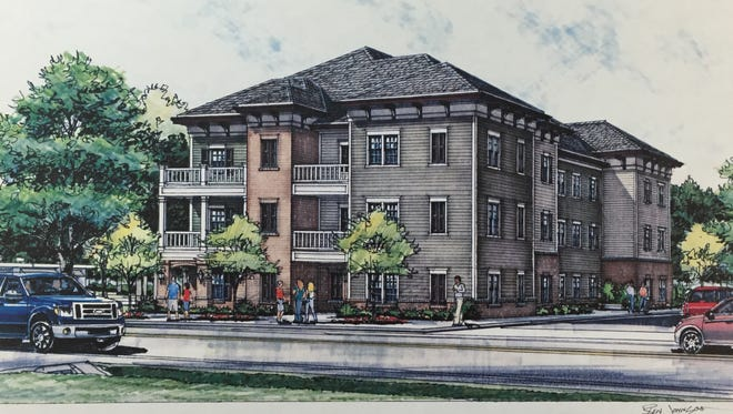 "The Village at West Main Street is a development of affordably priced ""workforce housing"" condominiums."