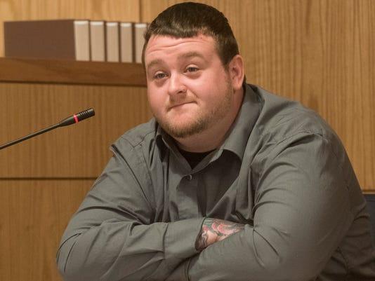 Bradley Hubbard-Dog Custody Hearing