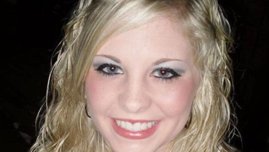 """Holly Bobo, a 20-year-old nursing student from Darden, was abducted outside her family's home in 2011. The """"Holly Bobo Act"""" would allow local law enforcement to request endangered missing persons alerts from the Tennessee Bureau of Investigation for missing persons under 21 years old."""