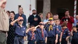 The Boy Scouts of America will now invite girls to join the Cub Scouts