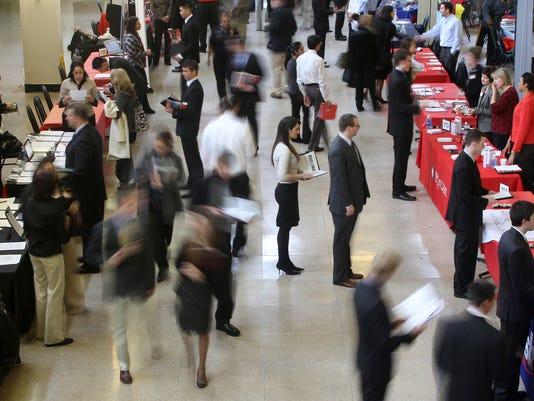 EST 0106 Rutgers job fair