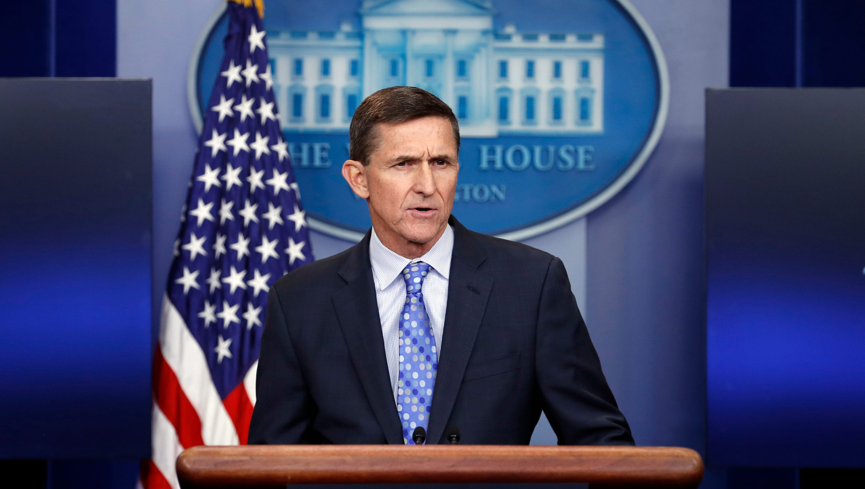 Pentagon opens probe of Michael Flynn, fired national security adviser