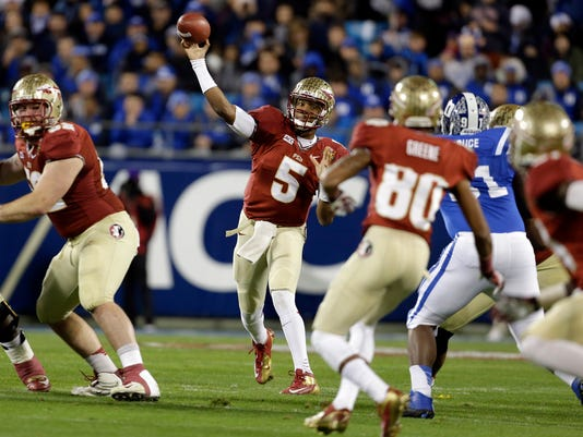 ACC Inexperienced QBs Football