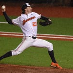 Andrew Moore is expected to be Oregon State's starter Friday against Texas in game one of the Dallas regional