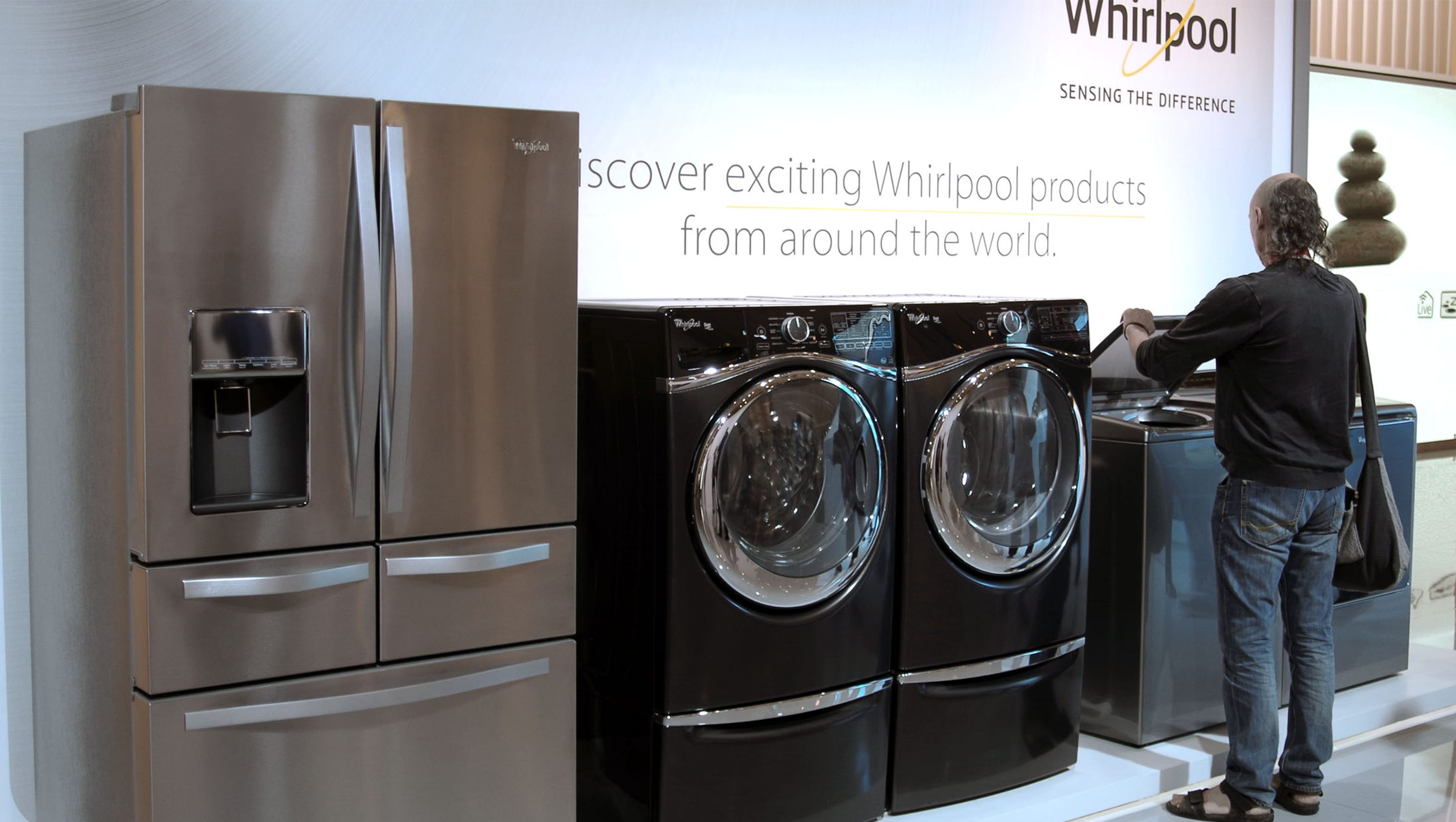 Whirlpool reveals plans for global expansion