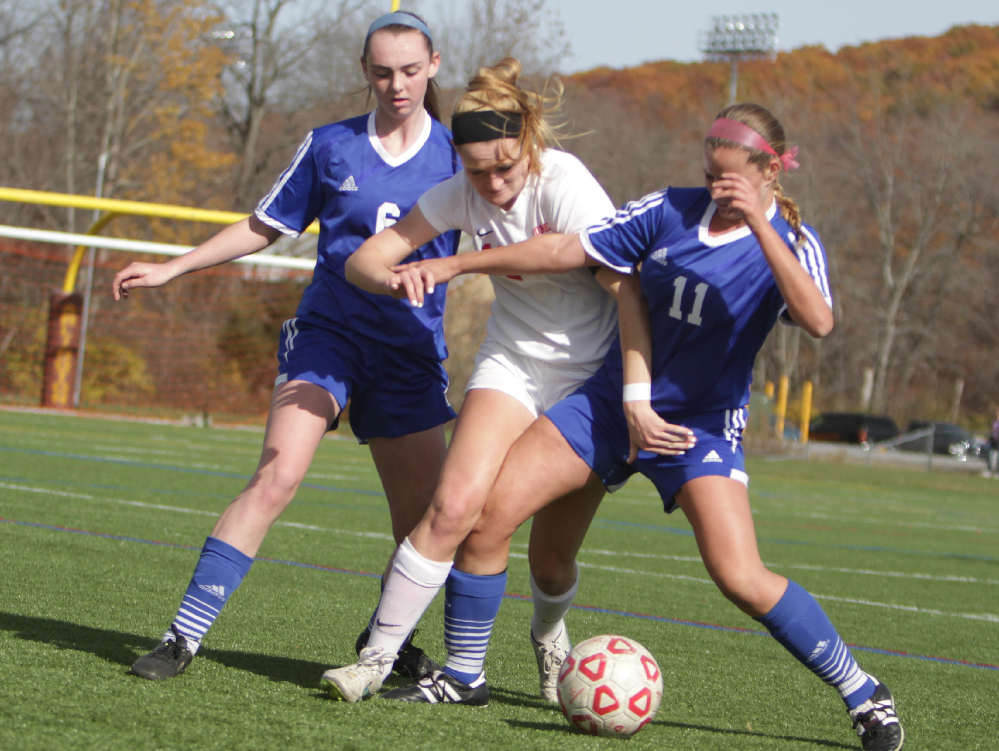 Girls soccer all-stars: Eberts humbly dominates in her senior season  USA To...