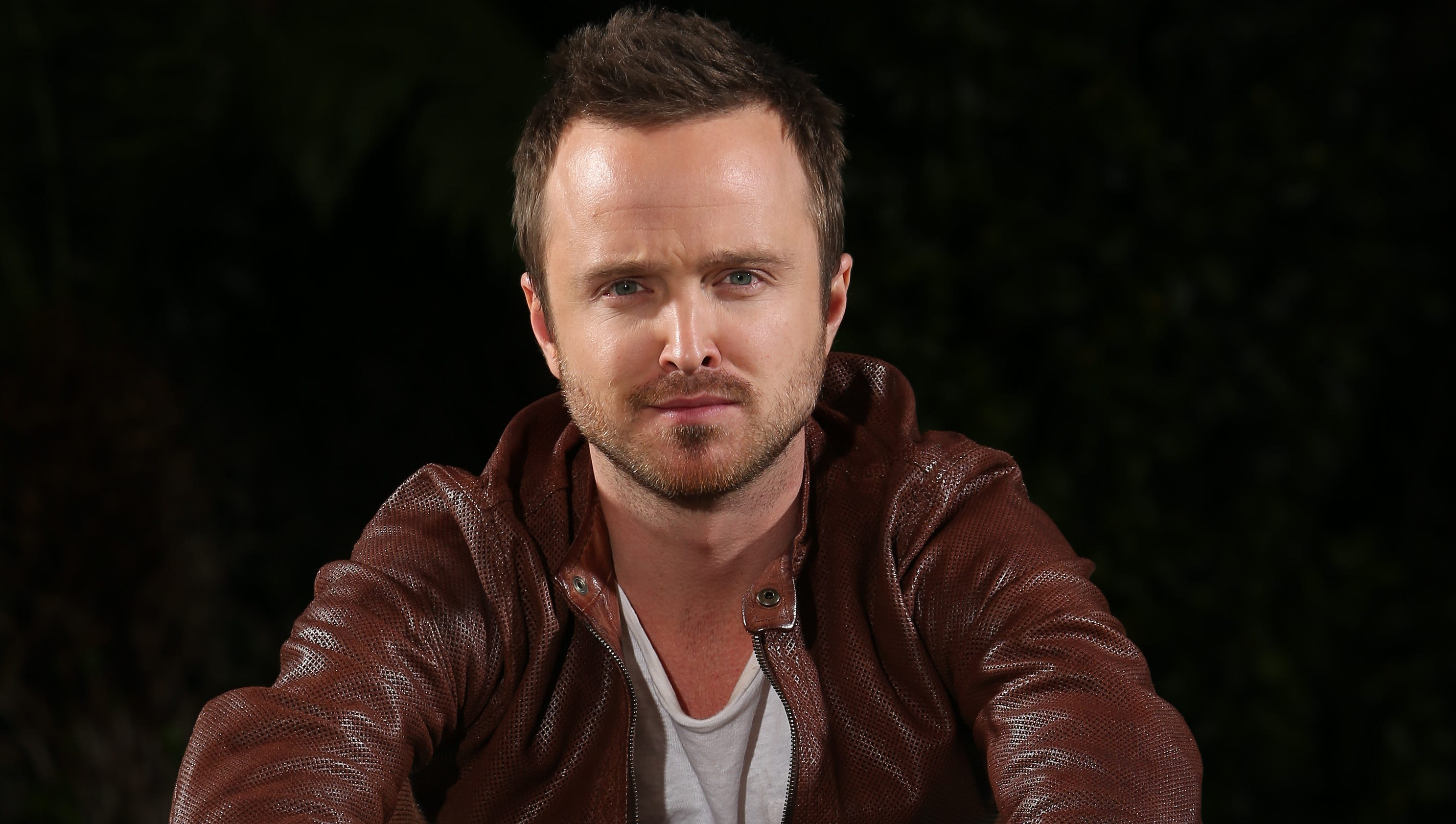 Aaron Paul makes the m...