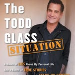 """Comic Todd Glass' book, """"The Todd Glass Situation,"""" was published in 2014."""