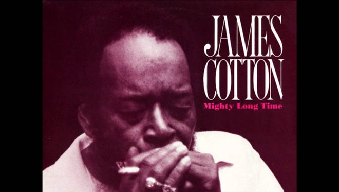 This album by James Cotton is among a new crop of reissues that capture blues legends in all their glory.