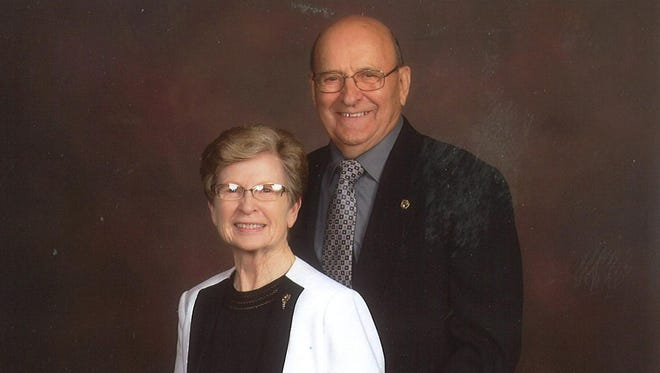 Don and Betty Raunig